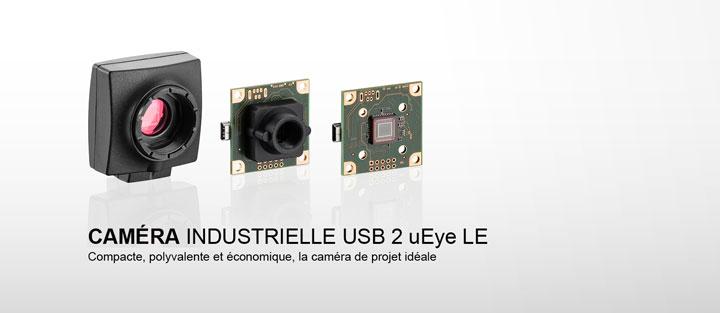 ---IDS caméra industrielle USB 2 uEye LE, caméra sur carte CMOS avec support d'objectif M12 ou M14 ou bague d'objectif pour monture C/CS