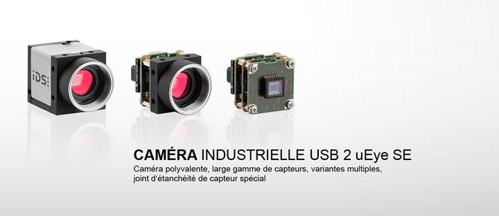 ---IDS caméra industrielle USB 2 uEye SE, caméra CMOS, modèles avec boîtier ou sur carte