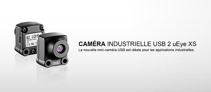 ---IDS caméra industrielle USB 2 uEye XS, 5 mégapixels caméra CMOS, autofocus, zoom numérique, petite, simple, géniale