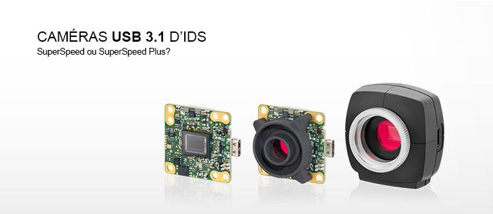 ---Caméras USB 3.1 Gen 1 avec connecteur USB Type-C