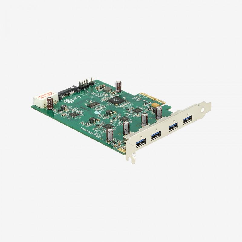 Carte PCI-Express USB 3, 4 ports (89325)