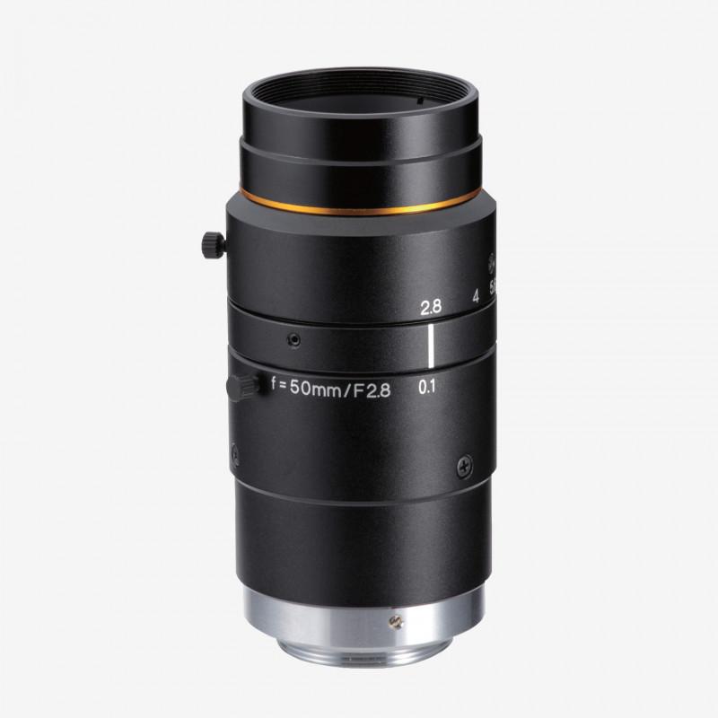 """Objectif, Kowa, LM50JC10M, 50 mm, 2/3"""""""