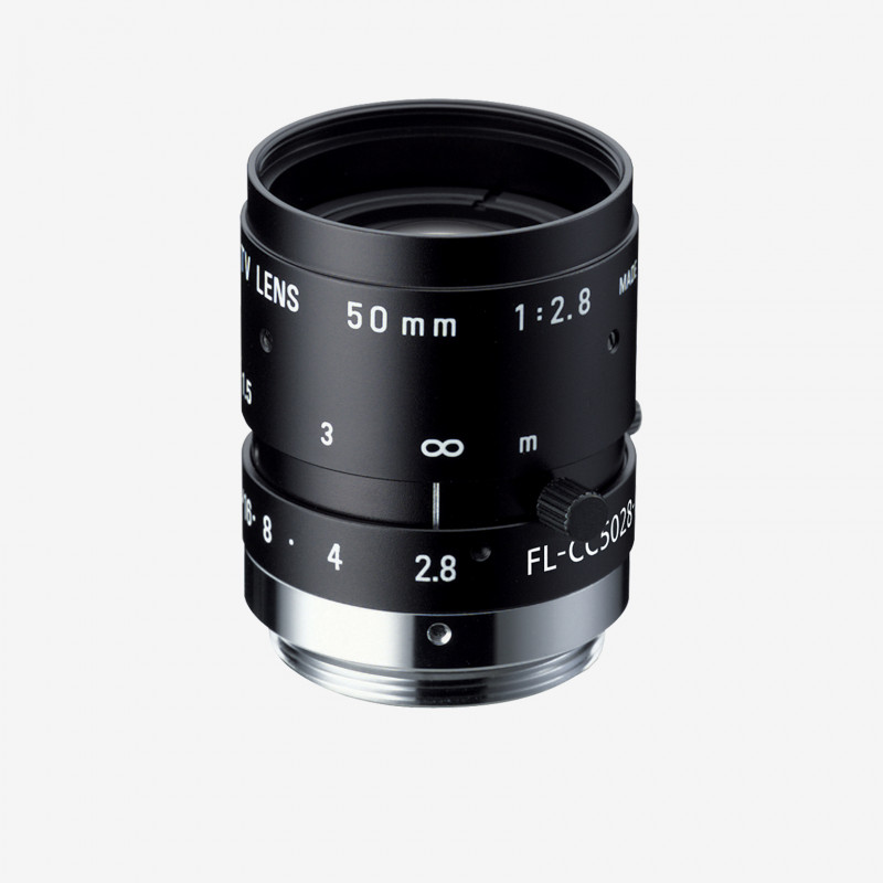 "Objectif, RICOH, FL-CC5028-2M, 50 mm, 2/3"""