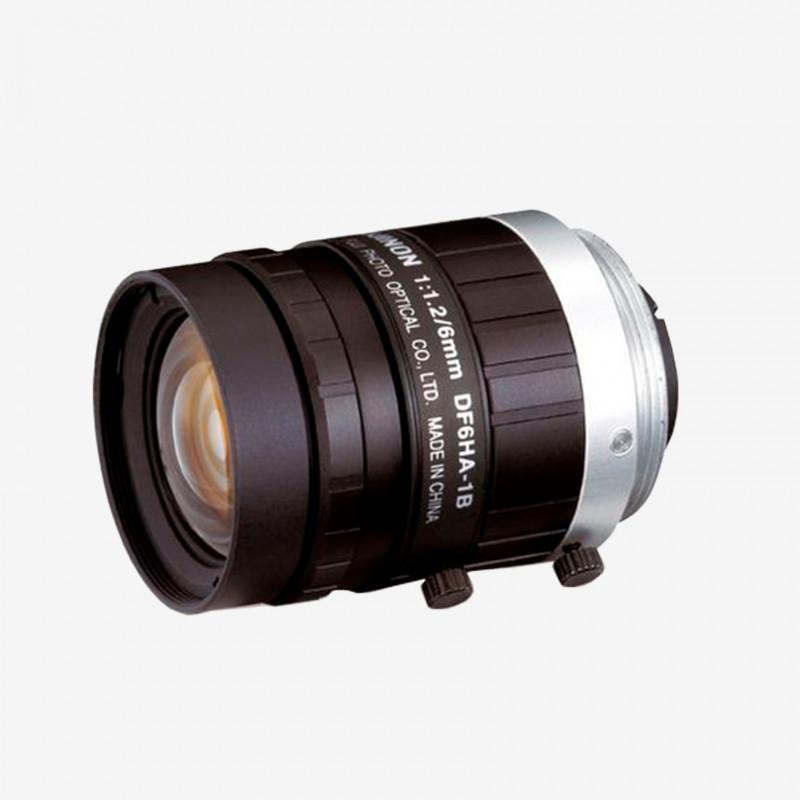 """Objectif, Fujifilm, DF6HA-1S, 6 mm, 1/2"""""""