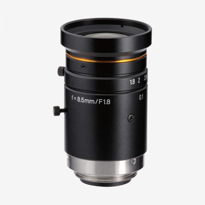 """Objectif, Kowa, LM8JC10M, 8,5 mm, 2/3"""""""