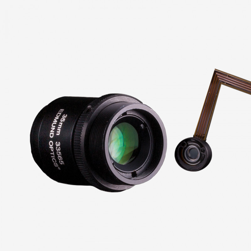 "Objectif, Edmund, série TECHSPEC Cx, 35 mm, 2/3"""