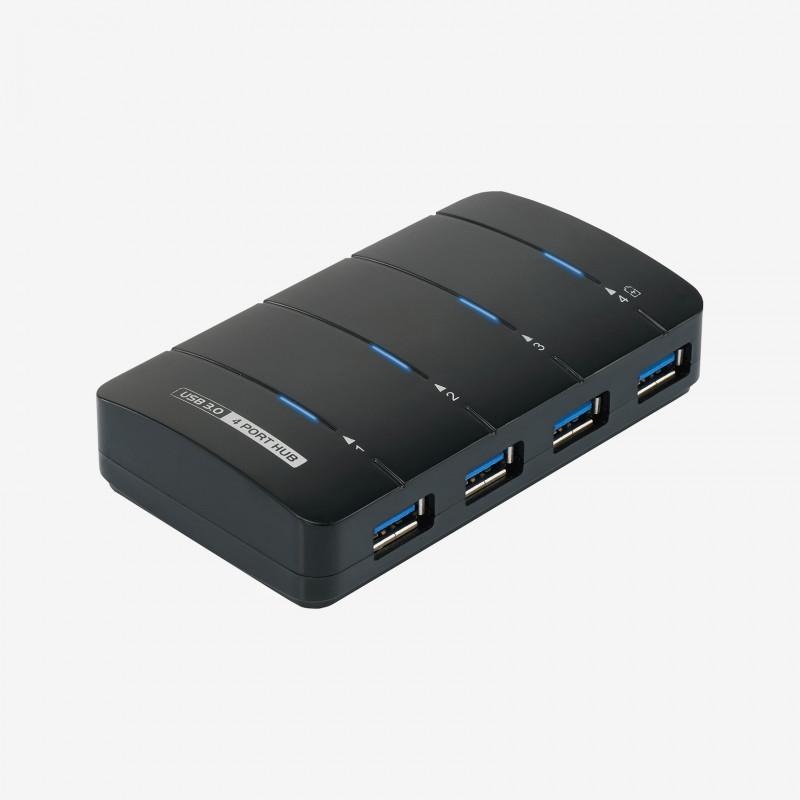 Renkforce Hub USB 3 4 ports