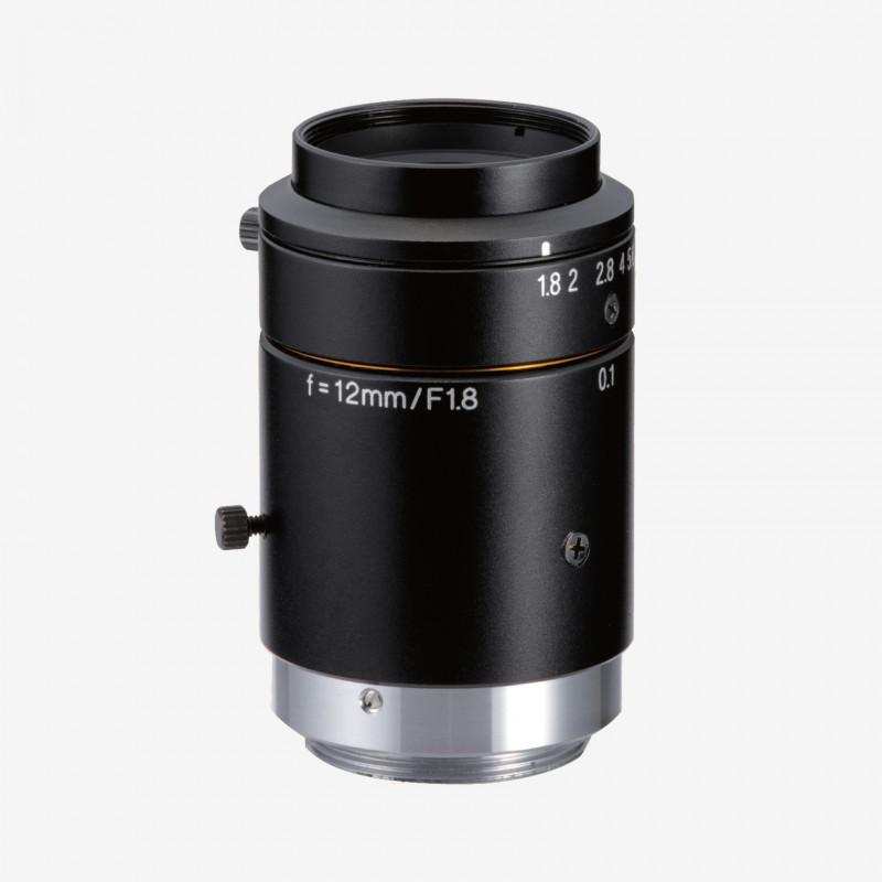 "Lens, Kowa, LM12JC10M, 12 mm, 2/3"" C-Mount, 2/3"", 12 mm, Kowa, AE00009"