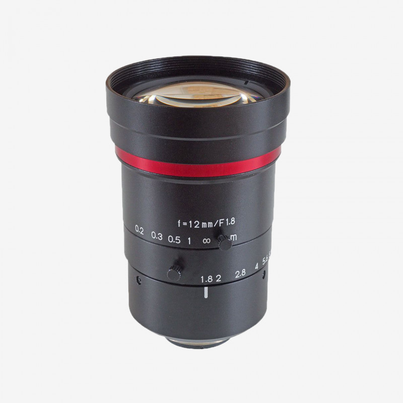 "Objectif, Kowa, LM12FC, 12 mm, 1.1"""