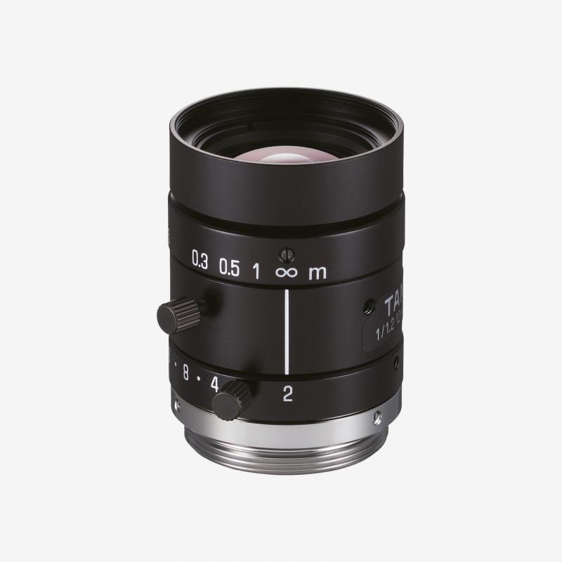 """Objectif pour caméras-industrielles d'IDS : Tamron, M112FM12, 12 mm, 1/1.2"""", AE00197"""
