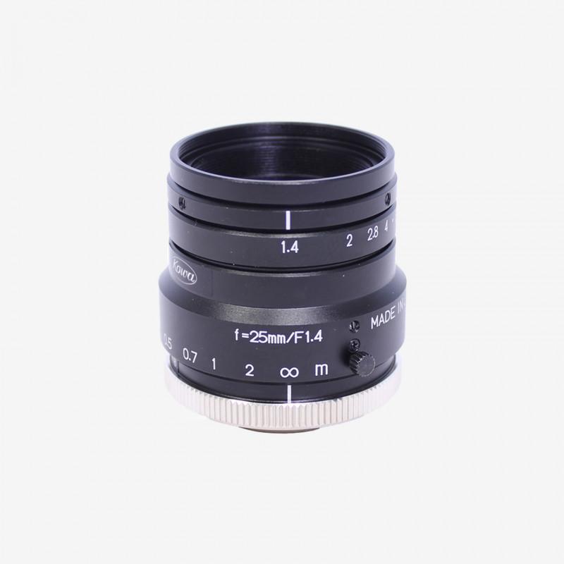"""Objectif, Kowa, LM25HC, 25 mm, 1"""""""