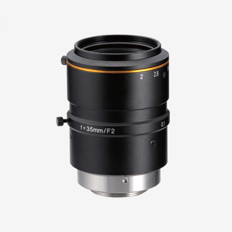 """Objectif, Kowa, LM35JC10M, 35 mm, 2/3"""""""