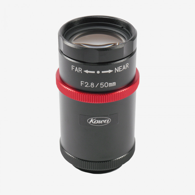 "Objectif, Kowa, LM50JCM-WP, 50 mm, 2/3"""