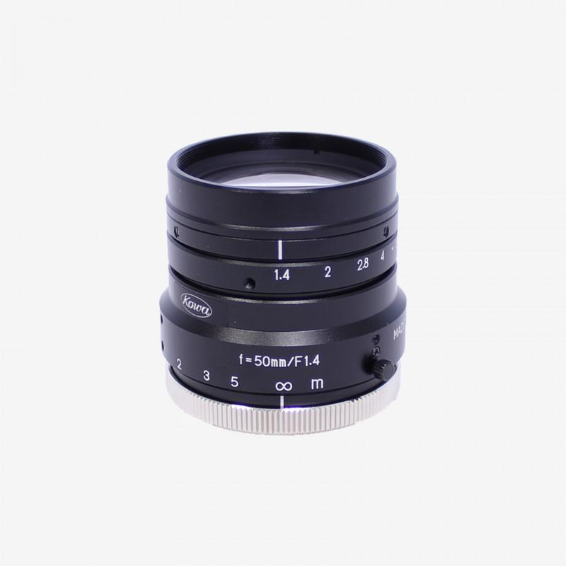 """Objectif, Kowa, LM50HC, 50 mm, 1"""""""